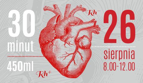 Zostań bohaterem w Kielnie – akcja krwiodawstwa 2017