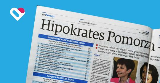 Ostatni etap plebiscytu Hipokrates Pomorza 2016!