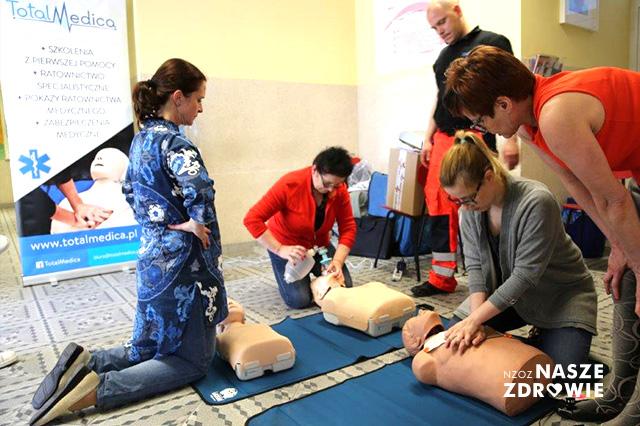 Szkolenie z resuscytacji