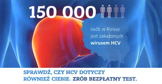Zrób bezpłatny test ANTY-HCV!