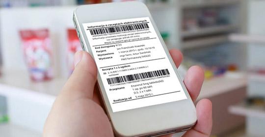 Podstawowe informacje dotyczące realizacji e-recept.