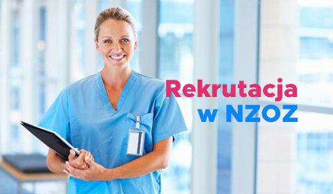 Rekrutacja personelu medycznego
